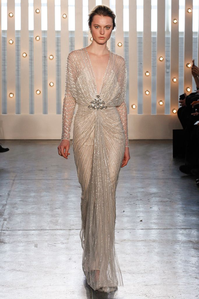Jenny Packham | Fall 2014 Ready-to-Wear Collection | Style.com | #nyfw #nyfw2014