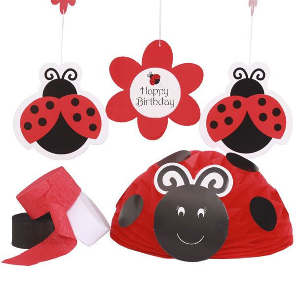 find this pin and more on ladybug party ideas