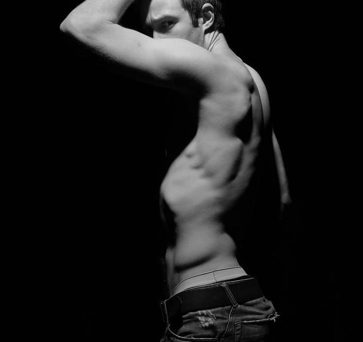 """Matthew Bourne's """"Dorian Gray,"""" photo by Hugo Glendinning"""