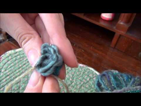 Tutorials for making a Knit Garden