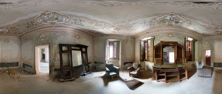 From Rocco Peduzzi 's now abandoned house in Pigra, Italy