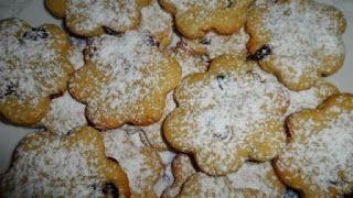 Sapore e gusto: Biscotti ai mirtilli rossi con farina di kamut
