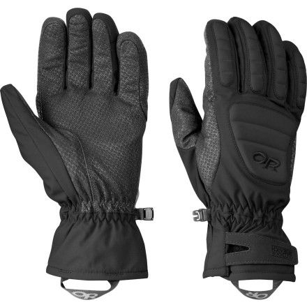 Outdoor Research Contact Gloves #climbergifts