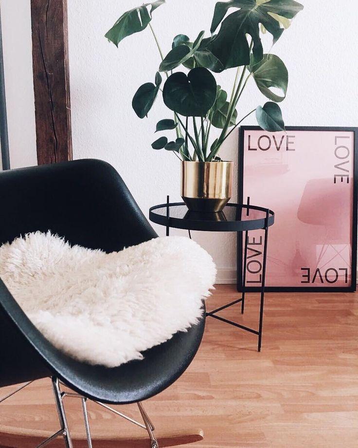 die besten 25 wohnzimmer pflanzen ideen auf pinterest pflanzen dekor zimmerpflanzen und pflanze. Black Bedroom Furniture Sets. Home Design Ideas