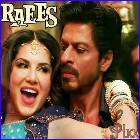 Best Quality Hindi Karaoke Track: Laila Main Laila - Raees (Mp3 Format) Bollywood Karaoke Track Laila Main Laila - Raees