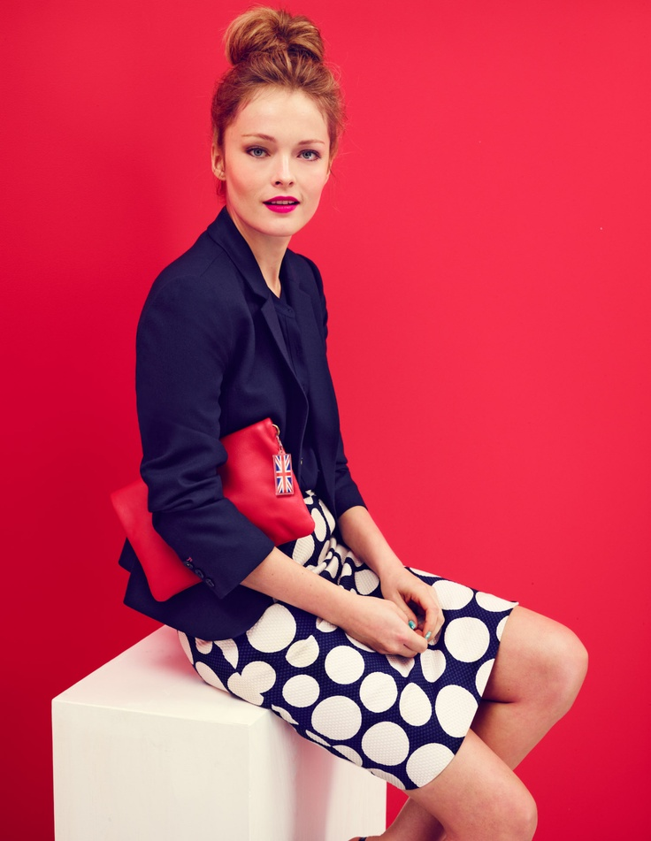 SNEAK PEEK SS13    This blazer has a gentle, flattering peplum crafted from gorgeous Italian stretch wool