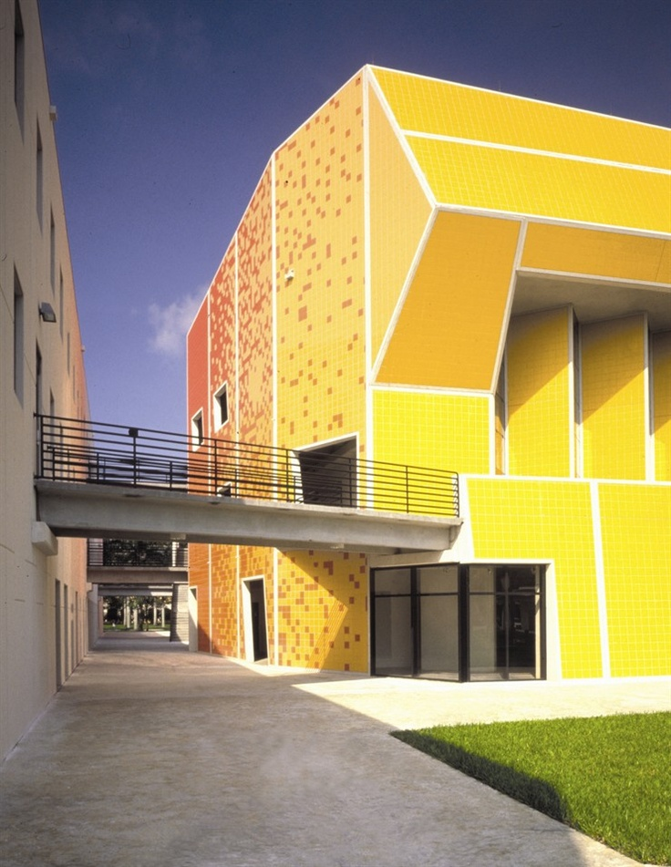 Paul Cejas School Of Architecture Building, Miami, Florida