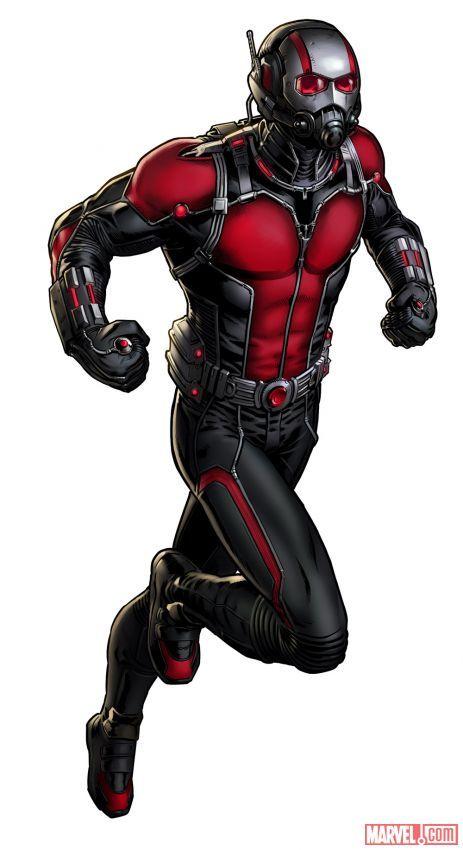 Images From Go Inside Avengers Alliance: Ant-Man   Marvel.com
