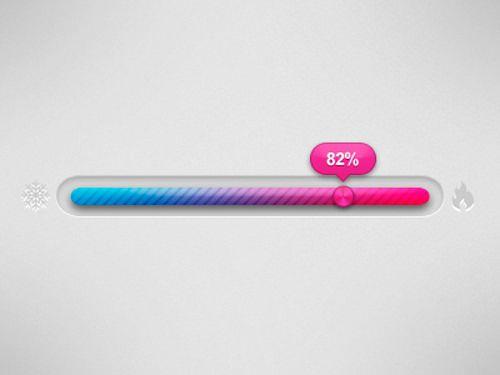 Creative Progress Bars: 50+ Examples And PSDs