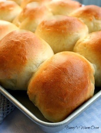 Butter Rich Dinner or Sandwich Rolls...These delicious light tender dinner or sandwich rolls will quickly become a favorite in your house!