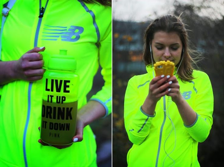 my berlin fashion: MYBERLINFASHION SPORT | THE NEW BALANCE NEON LOOK - HOW TO WEAR A SPORT OUTFIT AS AN DAILY OOTD LOOK