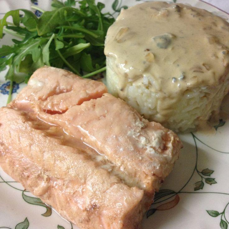 Les 542 meilleures images propos de cuisine poissons for Saumon en papillote au barbecue