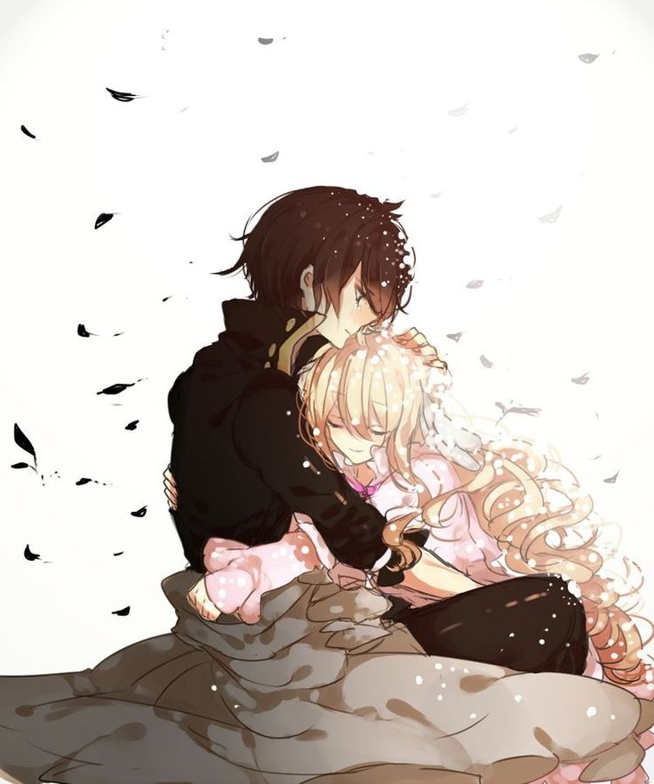 529 images about Cute Anime Couples on We Heart It | See more ...