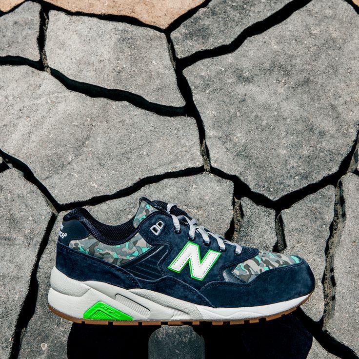 New Balance MRT580CD - idealne do miejskiej dżungli! #nb #newbalance #spring #ss2015
