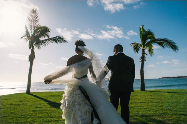 Anni & Will's Fiji wedding at the Intercontinental Fiji Golf Resort & Spa. Photography by The Follans - www.thefollans.com.au