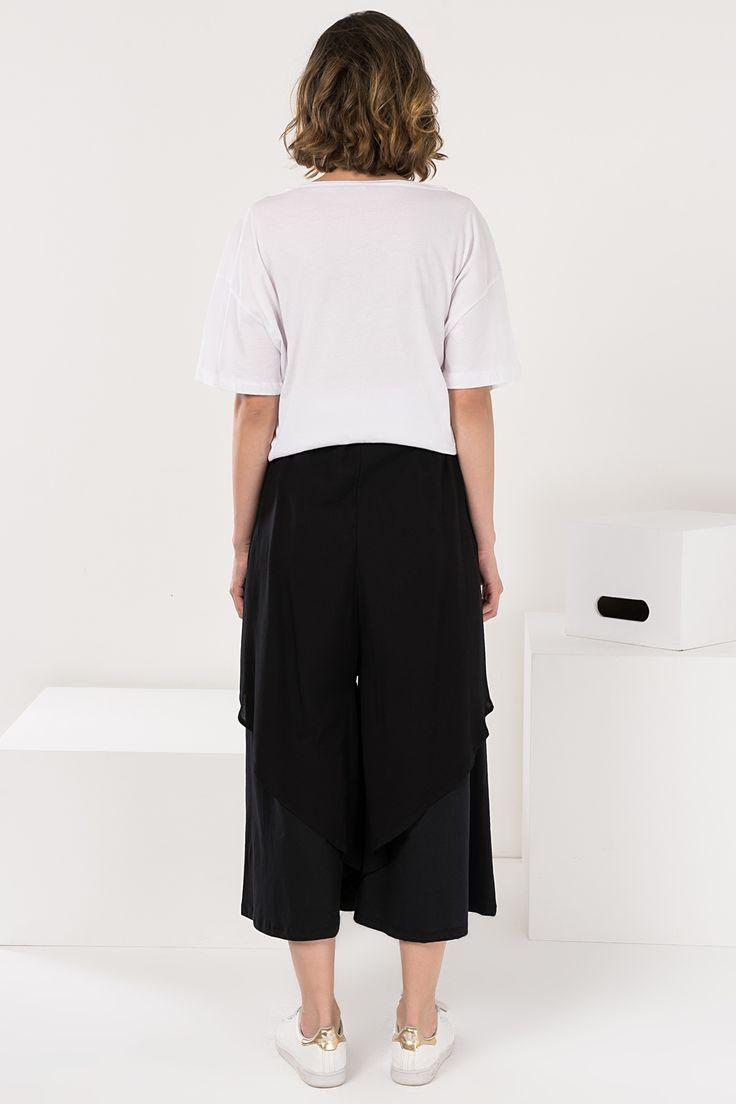 Kadın Siyah Pantolon Olgun Orkun | Trendyol