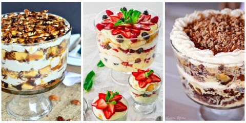 Trifles! Trust us: You'll be using these recipes throughout the holiday season.