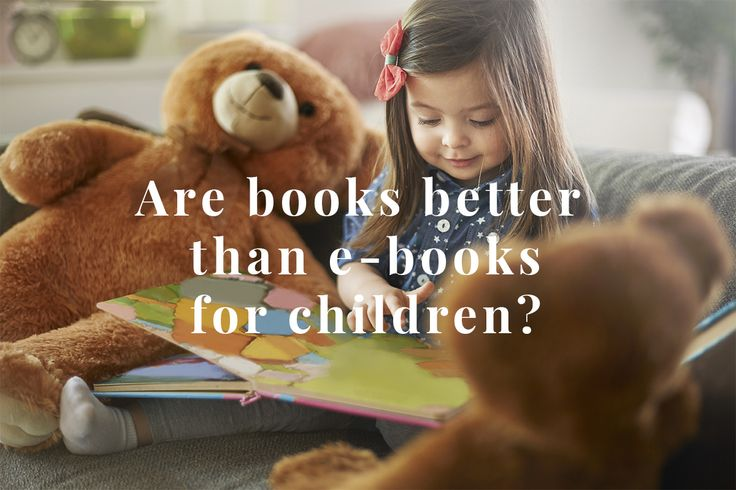 Nowadays we can find not only classical children readings in e-book format, but applications for smartphones and tablets created for different level readers... #children #books #ebooks #development http://digital-kids.ch/are-books-better-than-e-books-for-children/