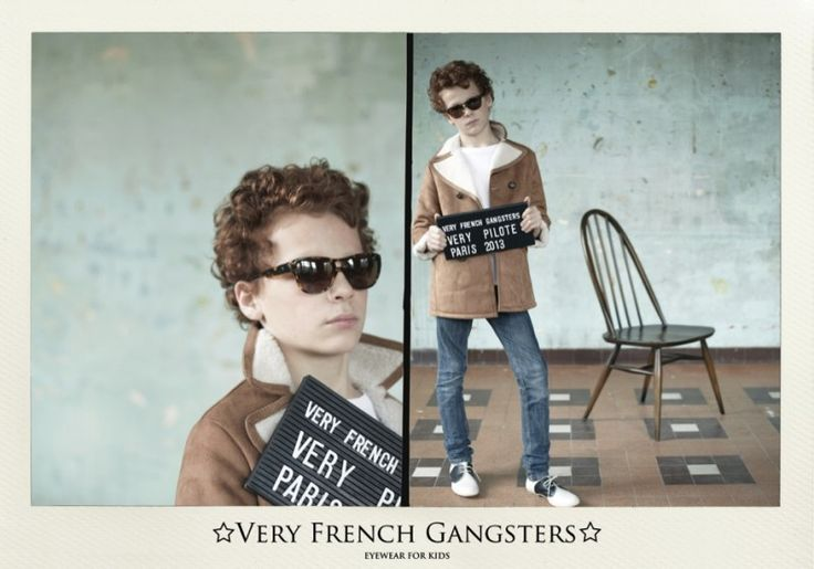Very french Gangsters S/S 2013
