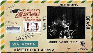 Paulo Bruscky - Arte Postal, 1976