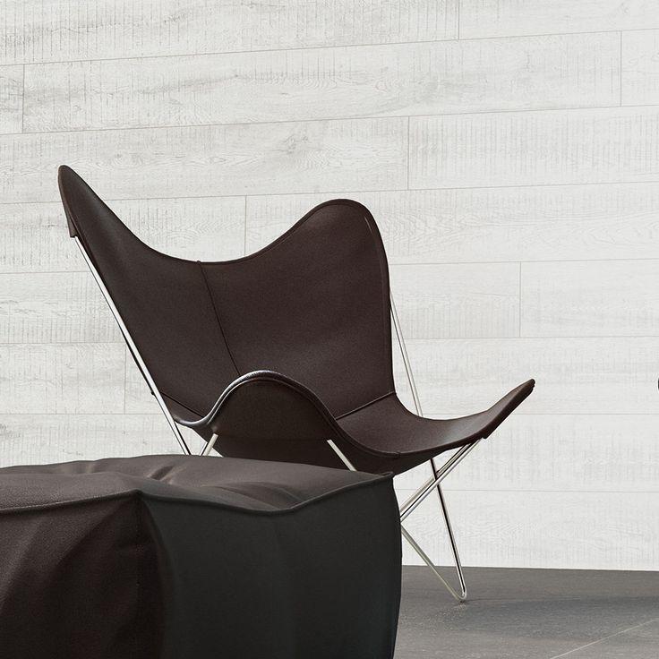 Speel met kleur en contrast en combineer de lichtste parketkleur met een donkere tegel voor een mooi en strak contrast te verkrijgen!