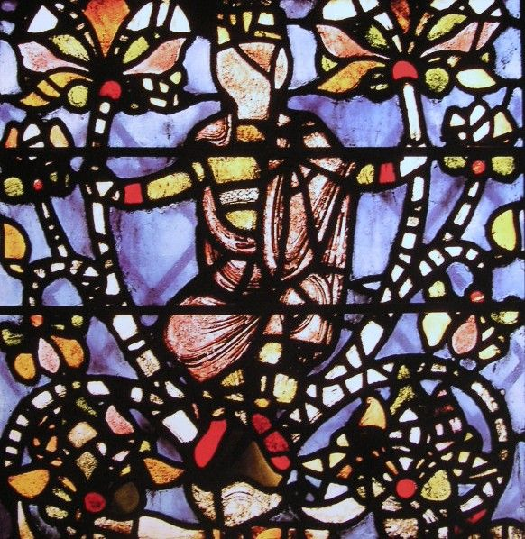 England YorkMinster JesseTree c1170 - Medieval stained glass - Wikipedia, the free encyclopedia
