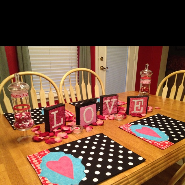 Valentine TableDecor Ideas, Spring Decor, 640640 Pixel