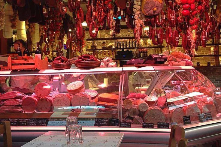 Καραμανλίδικα του Φάνη, Meze Restaurant | Σωκράτους 1 in Athens, GR  Tips and Photos on Citymaps