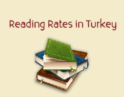 """Check out new work on my @Behance portfolio: """"Midterm Project - Reading Rates in Turkey"""" http://be.net/gallery/36934899/Midterm-Project-Reading-Rates-in-Turkey"""