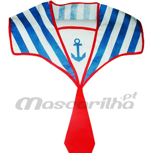 Gola de Marinheiro - MASCARILHA
