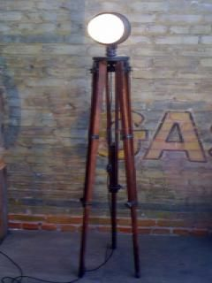 Tripod Floor Lamp Omega Lighting In Berkeley Ca