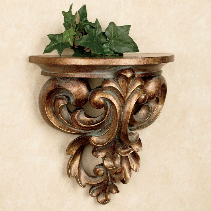 110 best Home Decor: Wall Brackets/Corbels/Shelves images on ...