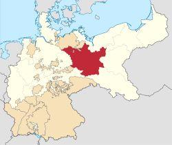 Location of Brandenburg