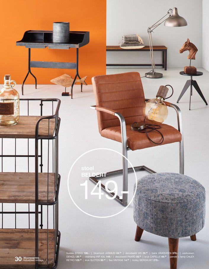 Woonexpress editie herfst/winter 2016 Hét magazine met alles over wonen! Een bank, tafel, stoel of kast die bij je past. Alles naar wens zelf samenstellen Geef