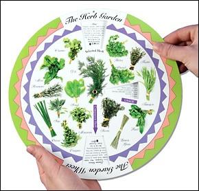 Herb Wheel - Gardening