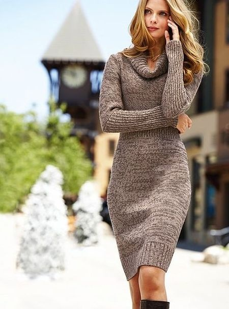 7 best sweater dress images on Pinterest | Sweater dresses ...