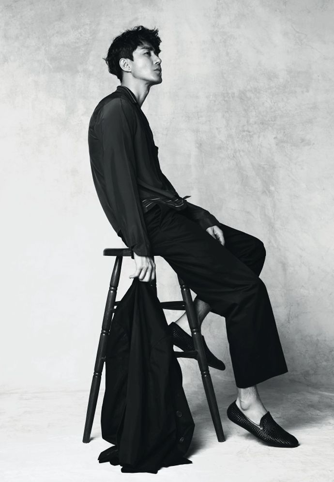 Additional Spreads Of Cha Seung Won From Vol. 126 of High Cut | Couch Kimchi