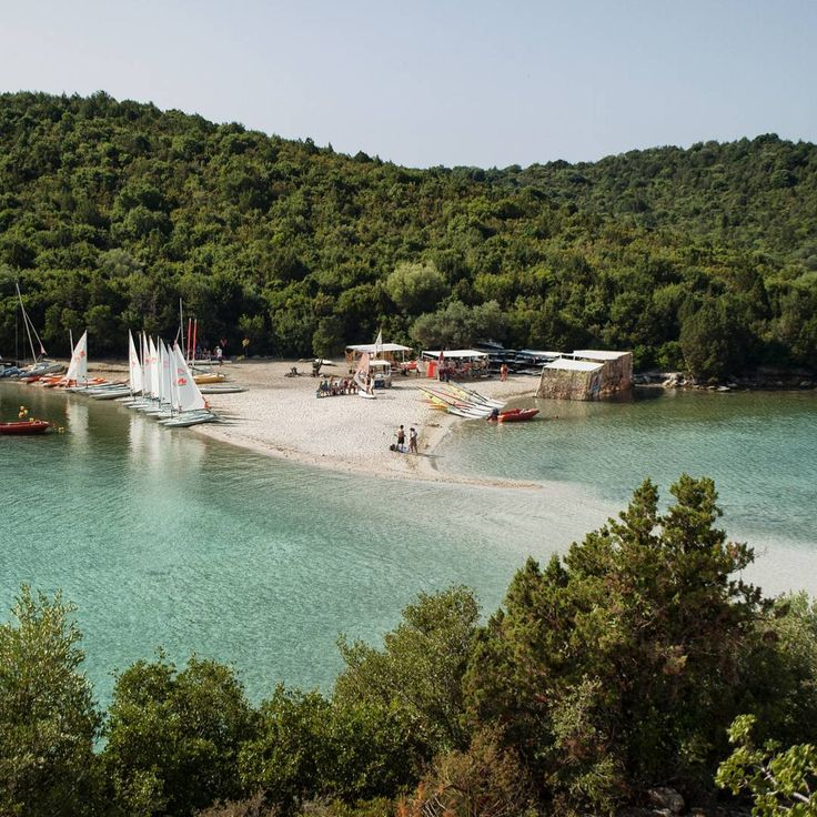 """Kalimera from Bella Vraka!!!#sivota #visitgreece #greece"""
