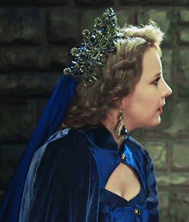 The Queen is dead...