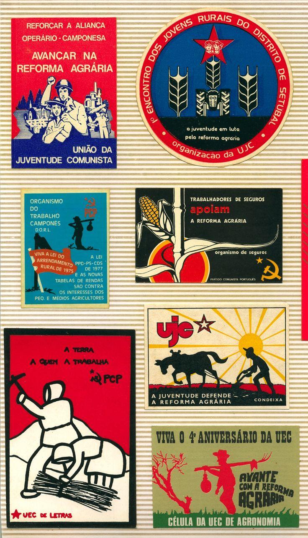 """1610 - de apoio à """"Reforma Agrária"""" (1974-1985)"""