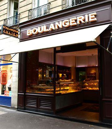 Boulangerie Julien for pain au chocolat