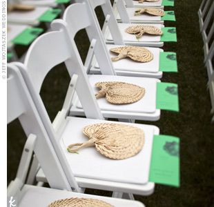 Ceremony Programs and Fans: Mists Fans, Exact Fans, Hands Fans, Wedding Photo, Outdoor Mists, Parties Ideas, Fans Might, Wedding Ceremony Program, Handheld Fans
