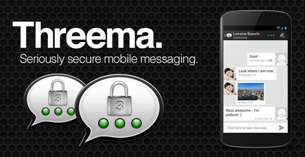 Threema would be the world's favorite secure messenger and keeps crucial computer data out of the hands of hackers, corporations and governments. Threema can be utilized completely anonymously, and supplies a rich pair of features.