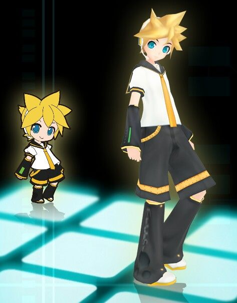 17 best images about project diva on pinterest cas for - Kagamine rin project diva ...