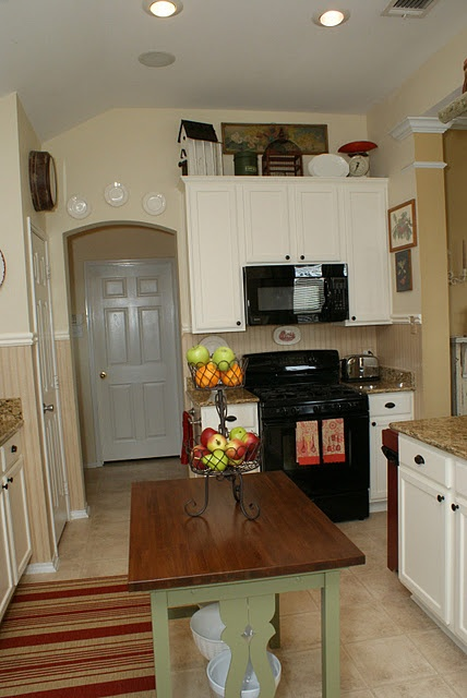 Great Small Kitchen Redo