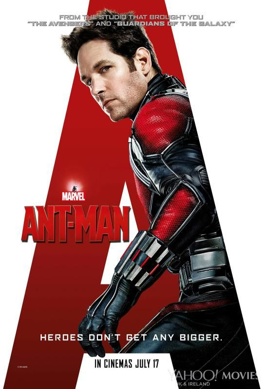 Really ANTMAN is going to be one of those super cute super heroes ugh  YYY I LIKE ANTMAN and CHRIS PRATT  I need to choose 1