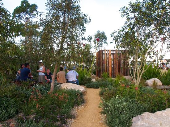 September Sky at Australian Garden Show Sydney, Tom Harfleet and Andrew Fisher Tomlin