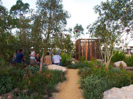 September Sky at Australian Garden Show Sydney, Tom Harfleet and Andrew Fisher Tomlin