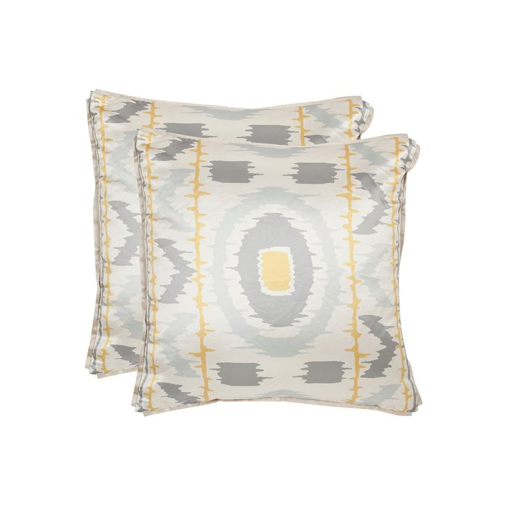 Walton 2-piece Throw Pillow Set, Gold