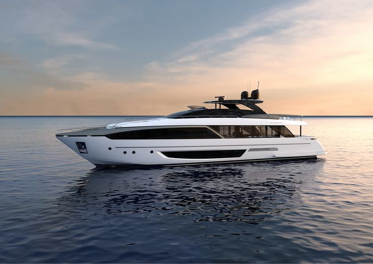 Superb Explore The New Riva Centodieci Project. Ferretti Have Revealed Plans For  This New Superyacht In Speak To Inwards Marine For More Details.